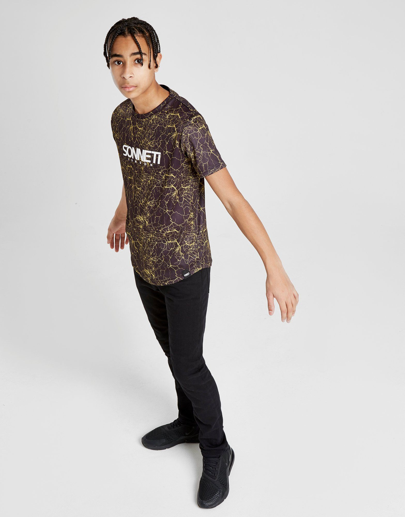 Sonneti Mapped T-Shirt Junior