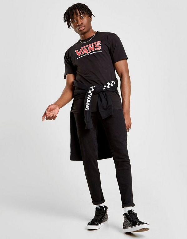 Vans Carter Plus T-Shirt Heren