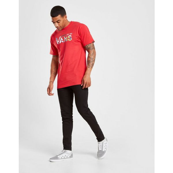 Vans Flag Infil T-Shirt Heren