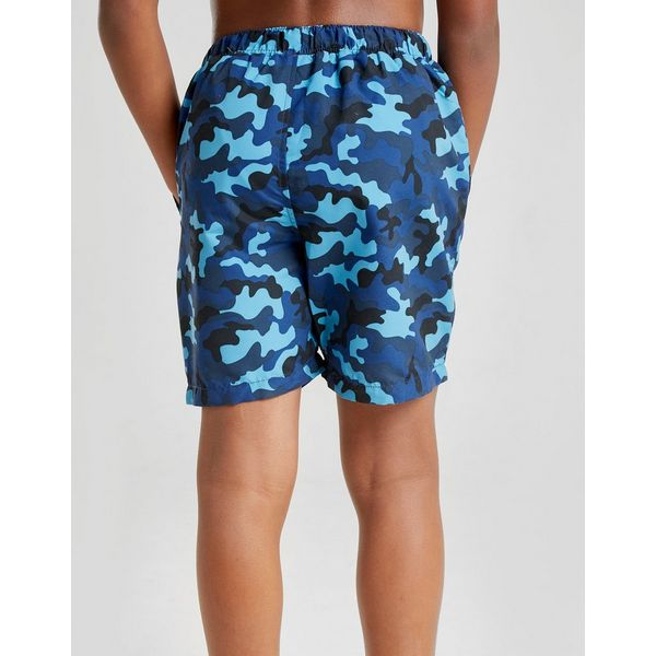 Ellesse Vanti Camo Swim Shorts Junior