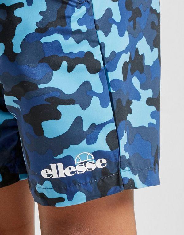 Ellesse Vanti Camo Swim Shorts Junior
