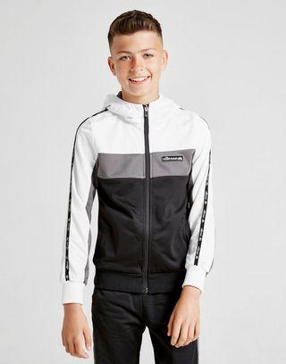 100% high quality online shop 100% top quality Ellesse Sweat à capuche Colour Block Poly Zippé Homme | JD ...