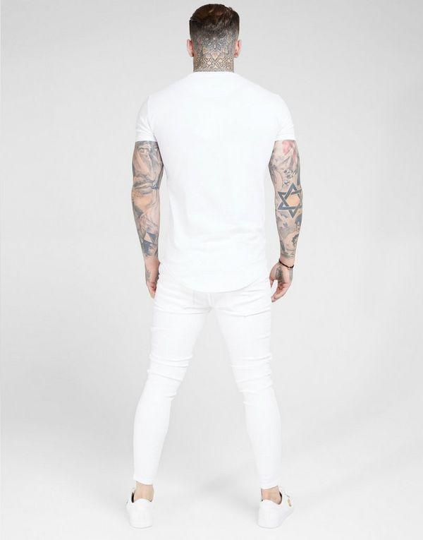 SikSilk Skinny Denim Jeans Heren
