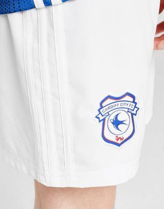 adidas Cardiff City FC 2019/20 Home Shorts Junior