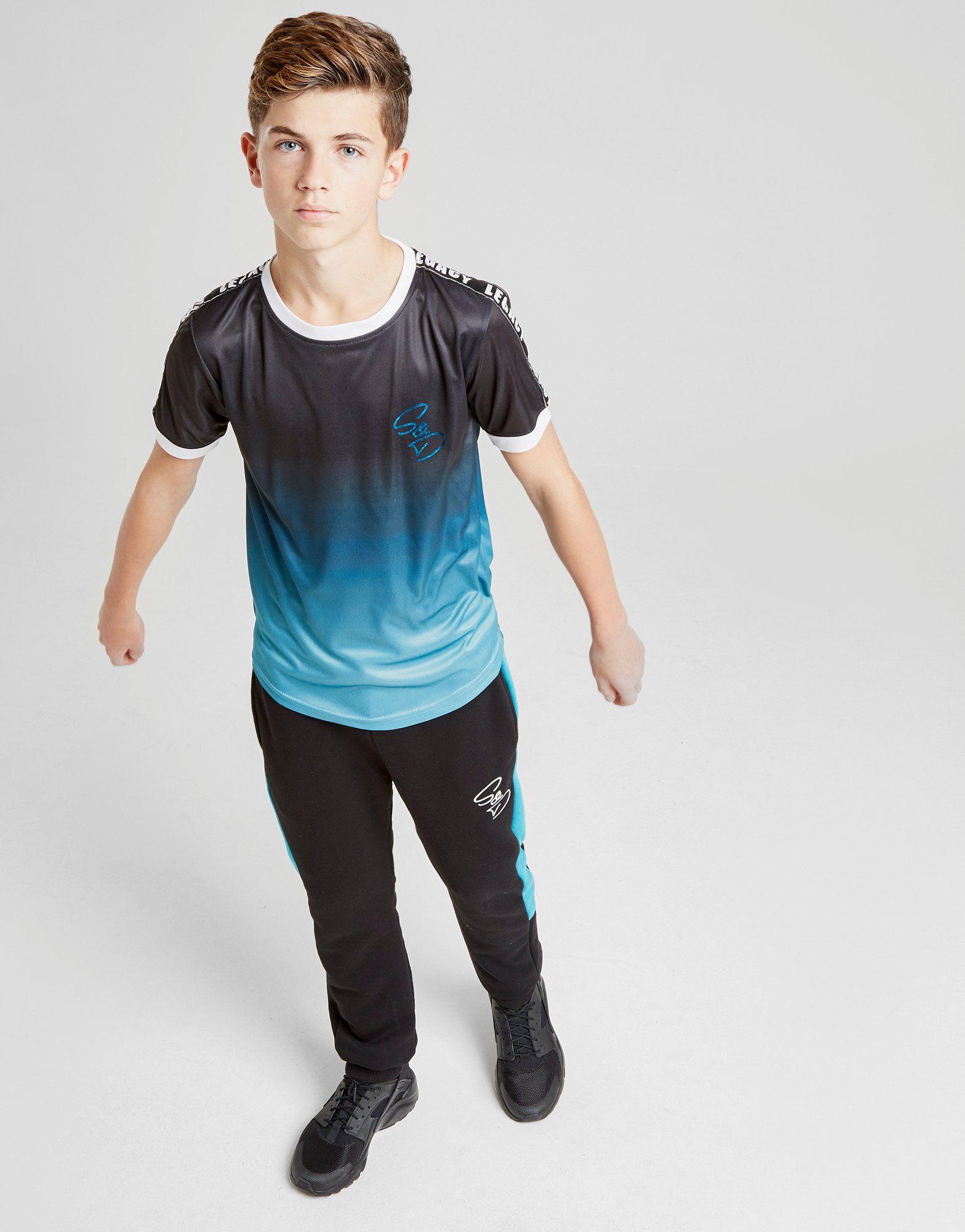 Supply & Demand Fade Out T-Shirt Junior