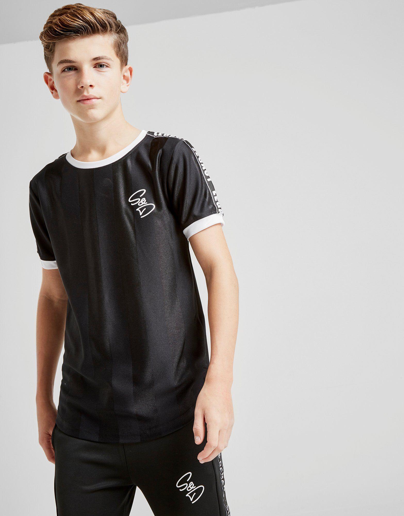 Supply & Demand Football T-Shirt Junior