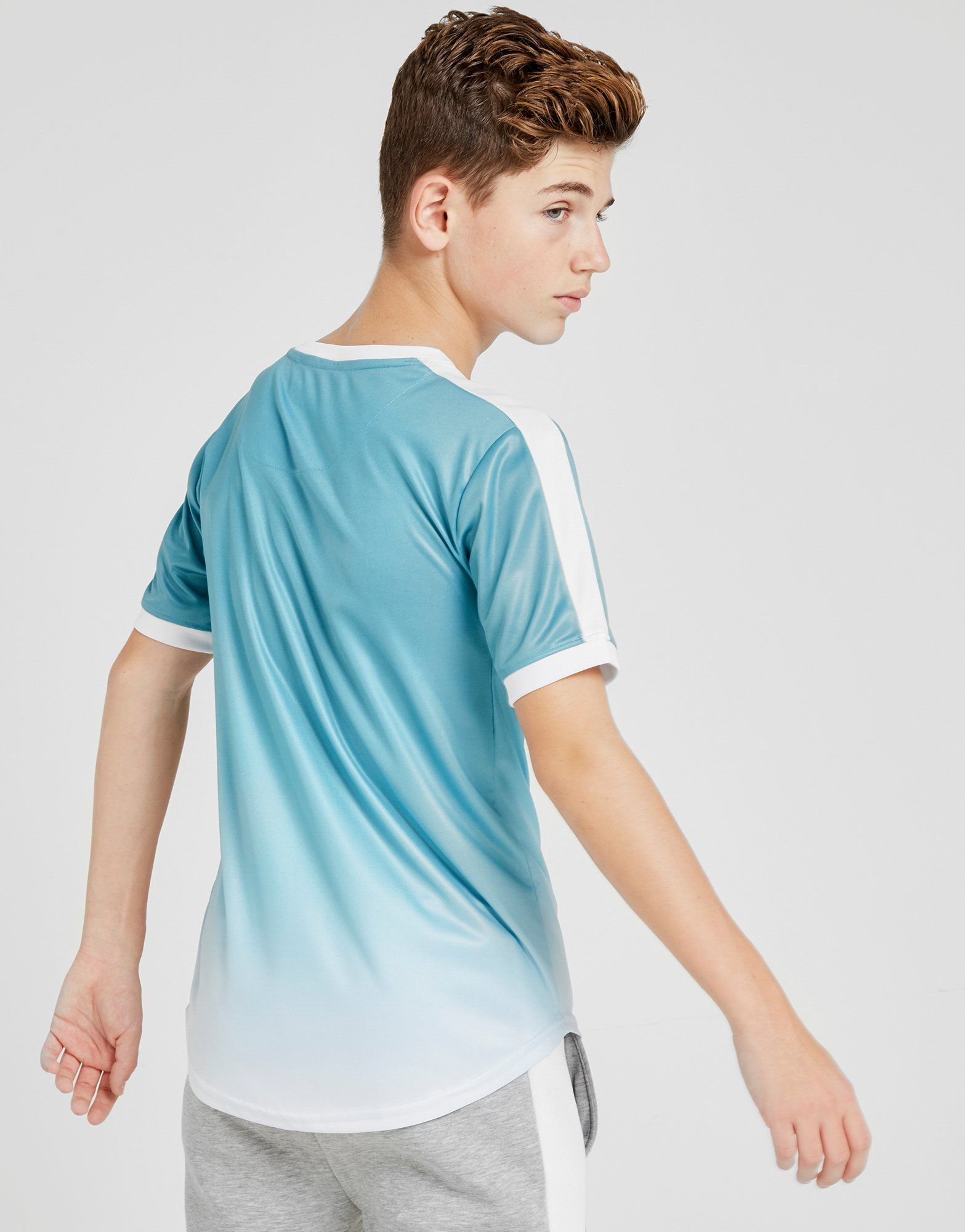 Supply & Demand Fred Fade T-Shirt Junior