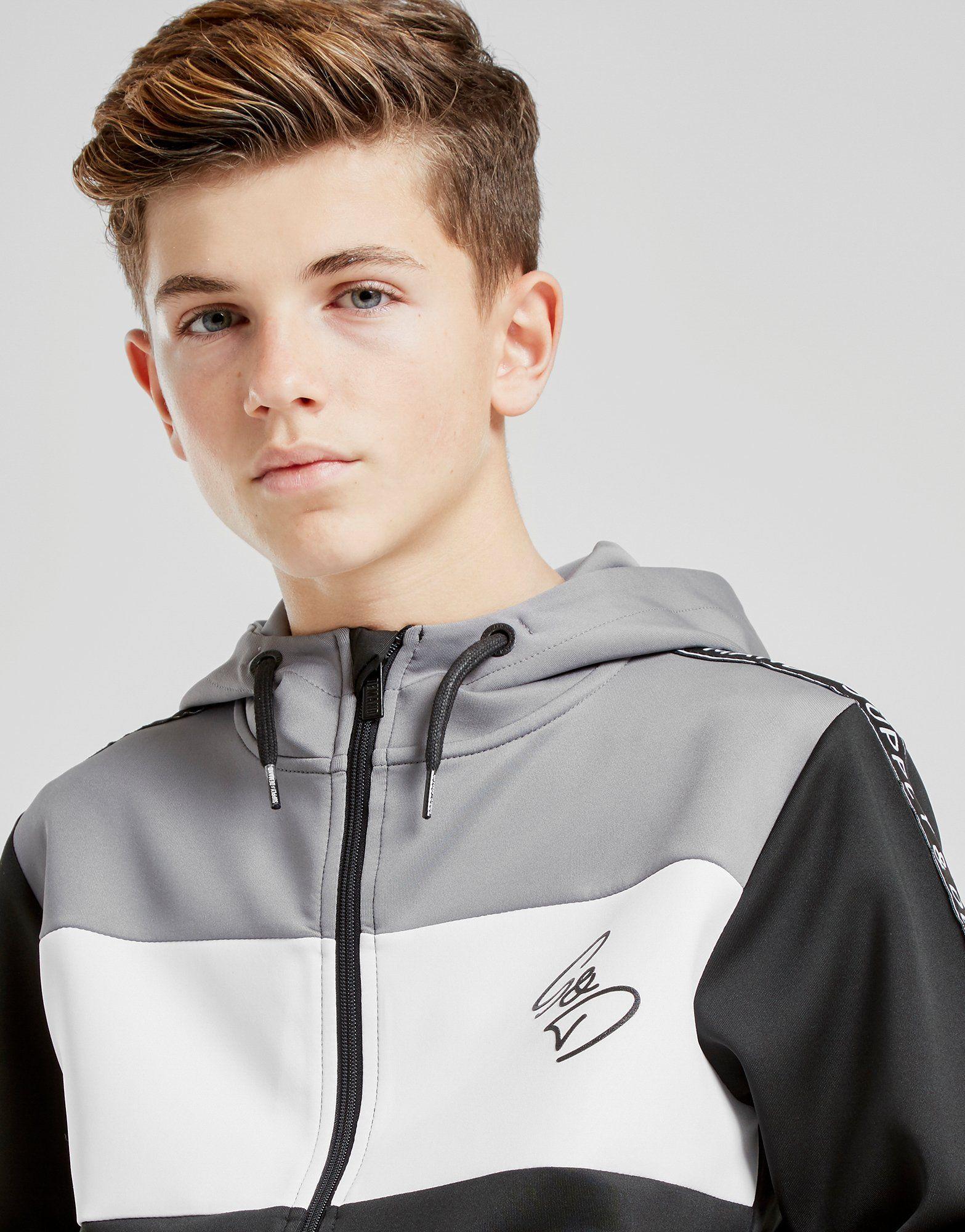 Supply & Demand Zayn Zip Through Hoodie Junior