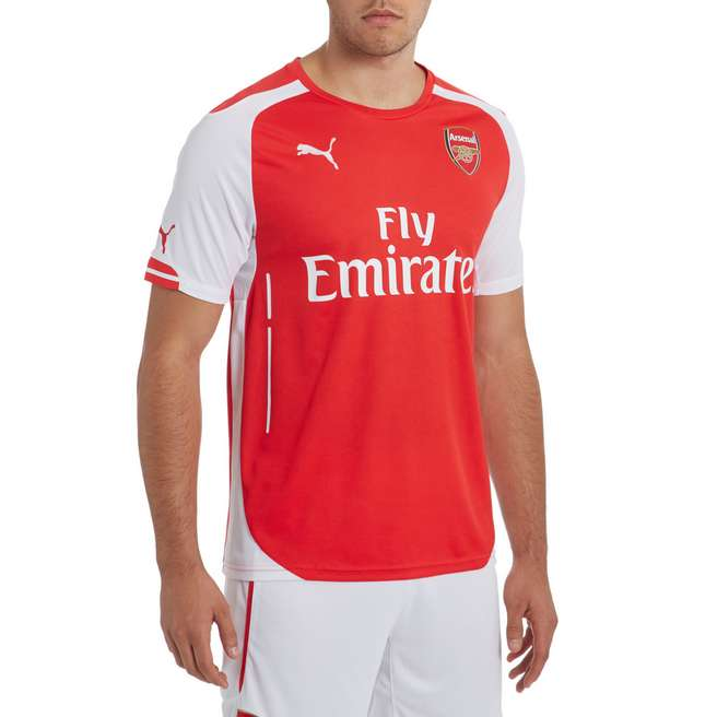 PUMA Arsenal 2014 Home Shirt