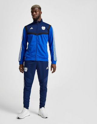 adidas Cardiff City FC PES Jacket | JD Sports