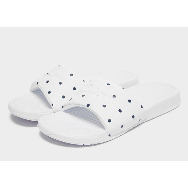 Nike Claquettes Benassi Just Do It Unité Totale Femme