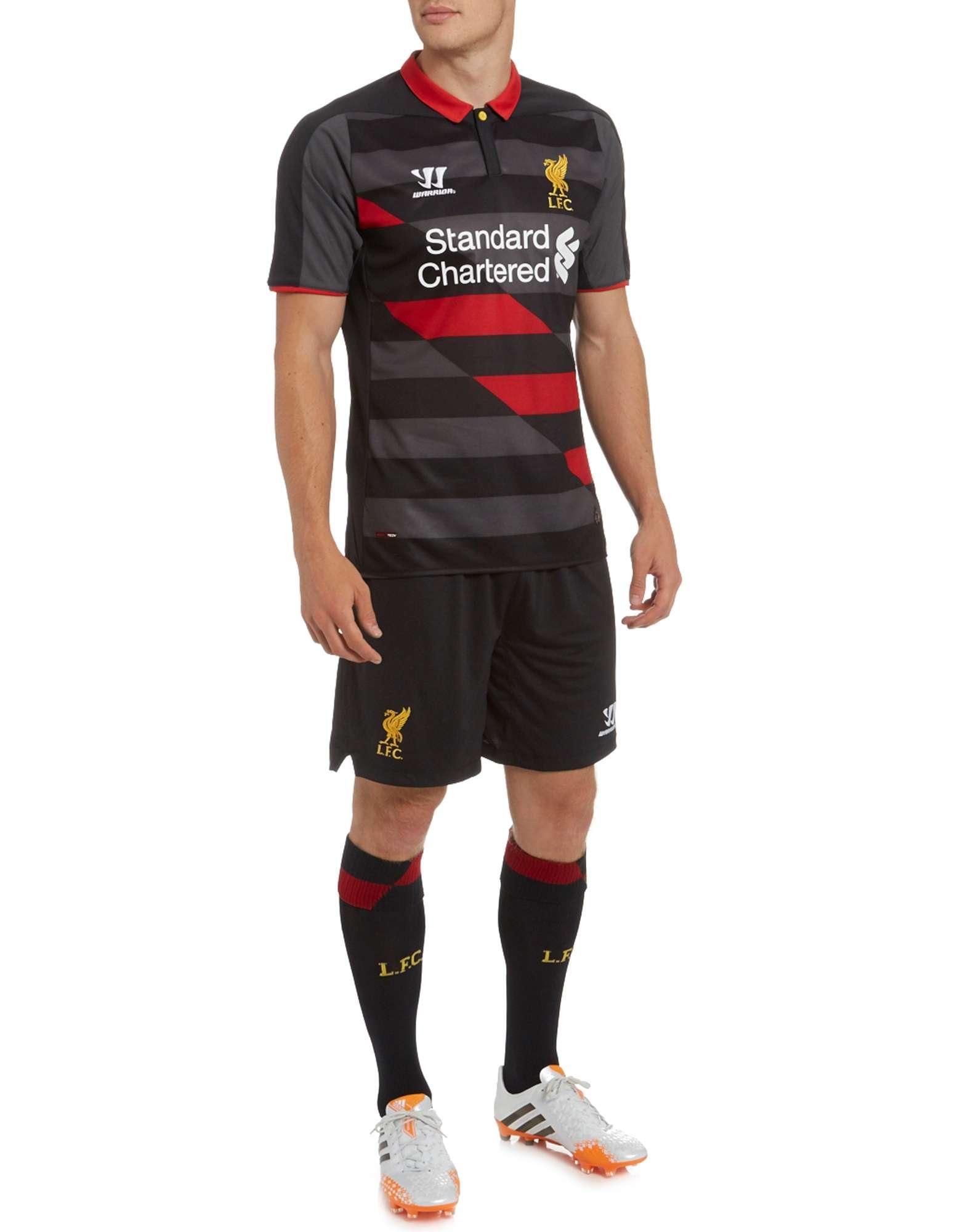 Warrior Sports Liverpool 2014 Third Shirt