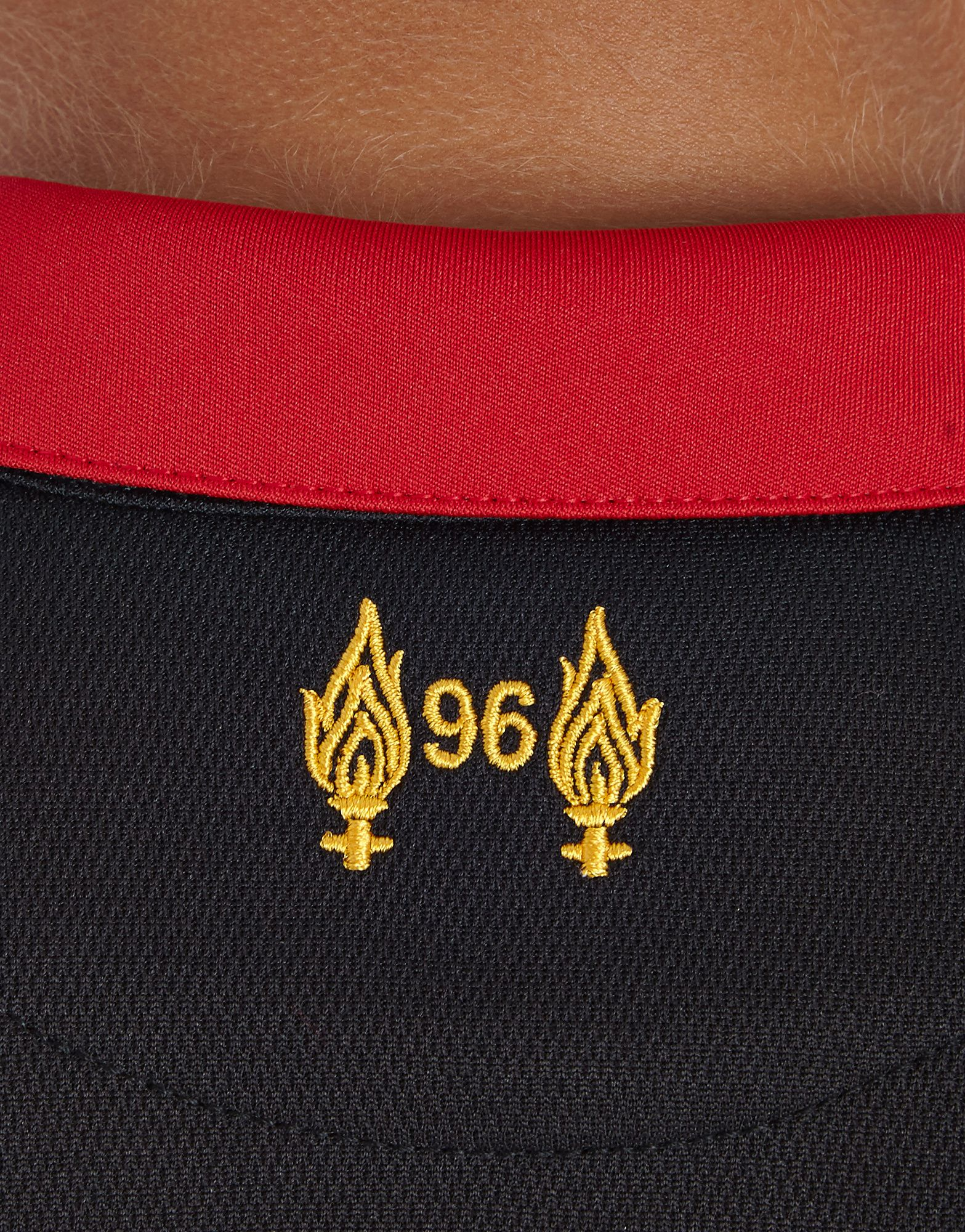 Warrior Sports Liverpool 2014 Junior Third Shirt
