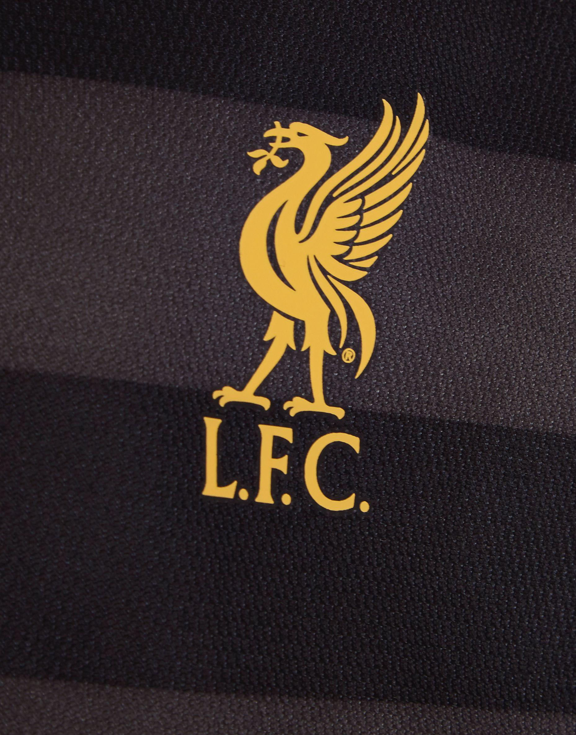 Warrior Sports Liverpool 2014 Infant Third Kit