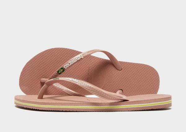 cbaa06e26 Havaianas Slim Brasil Flip Flops Women s