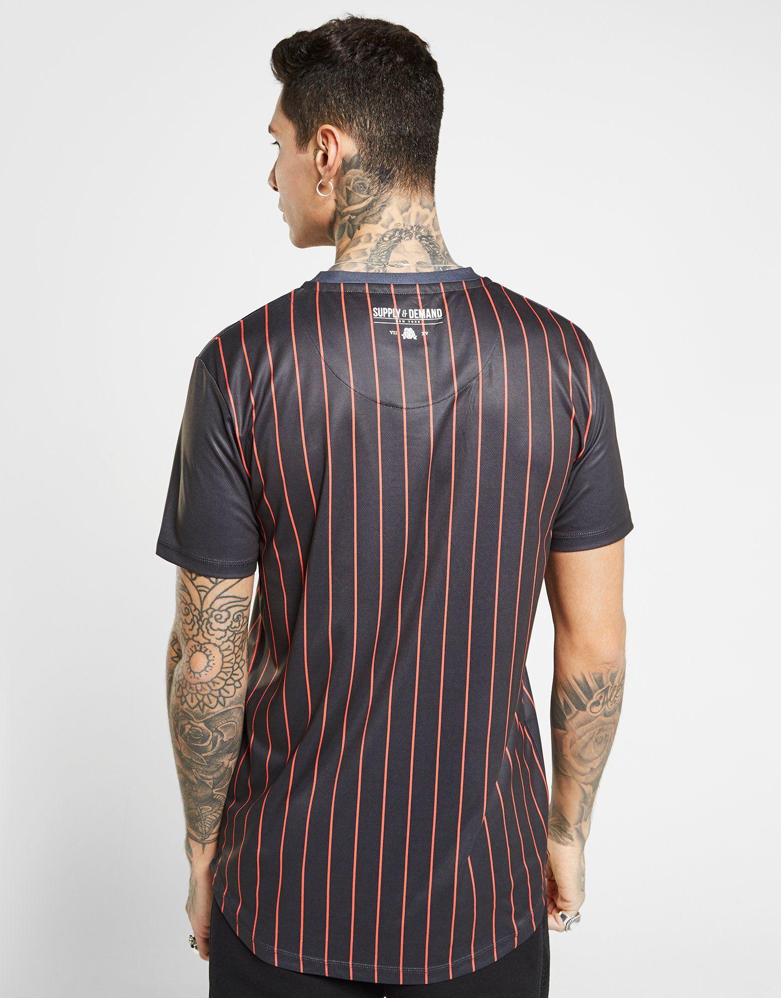 Supply & Demand Bowling T-Shirt