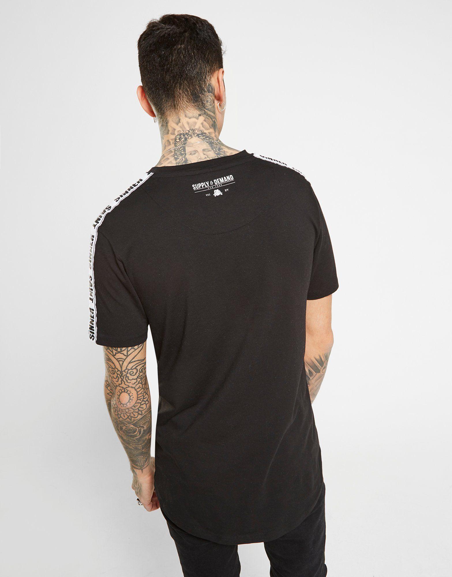 Supply & Demand Sinner Tape T-Shirt