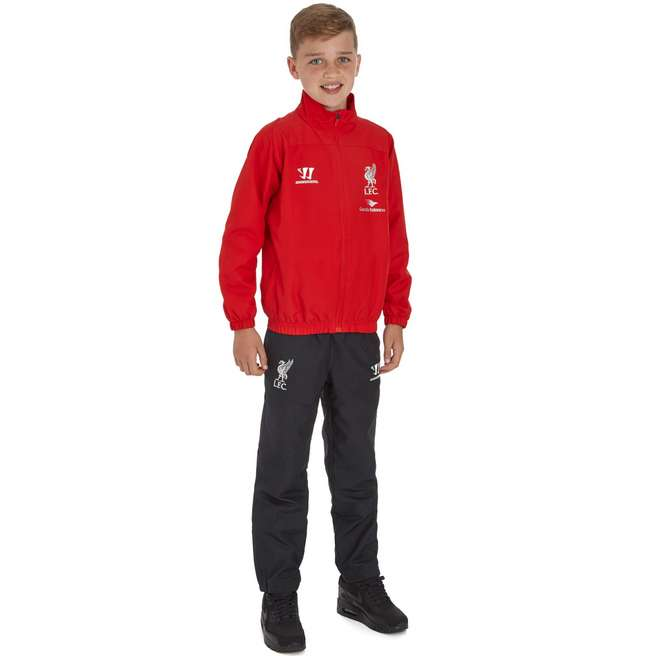 Warrior Sports Liverpool 2014 Junior Presentation Pants