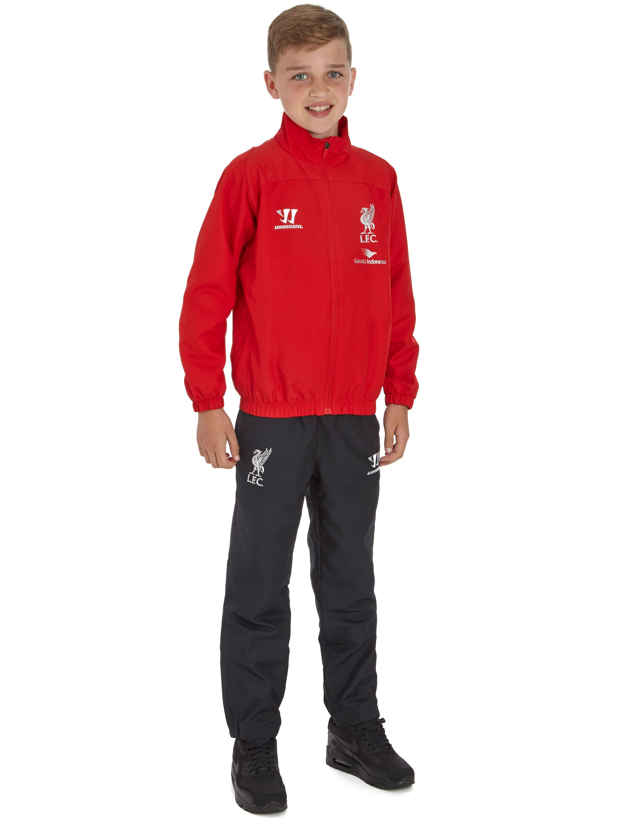Warrior Sports Liverpool 2014 Junior Presentation Pants