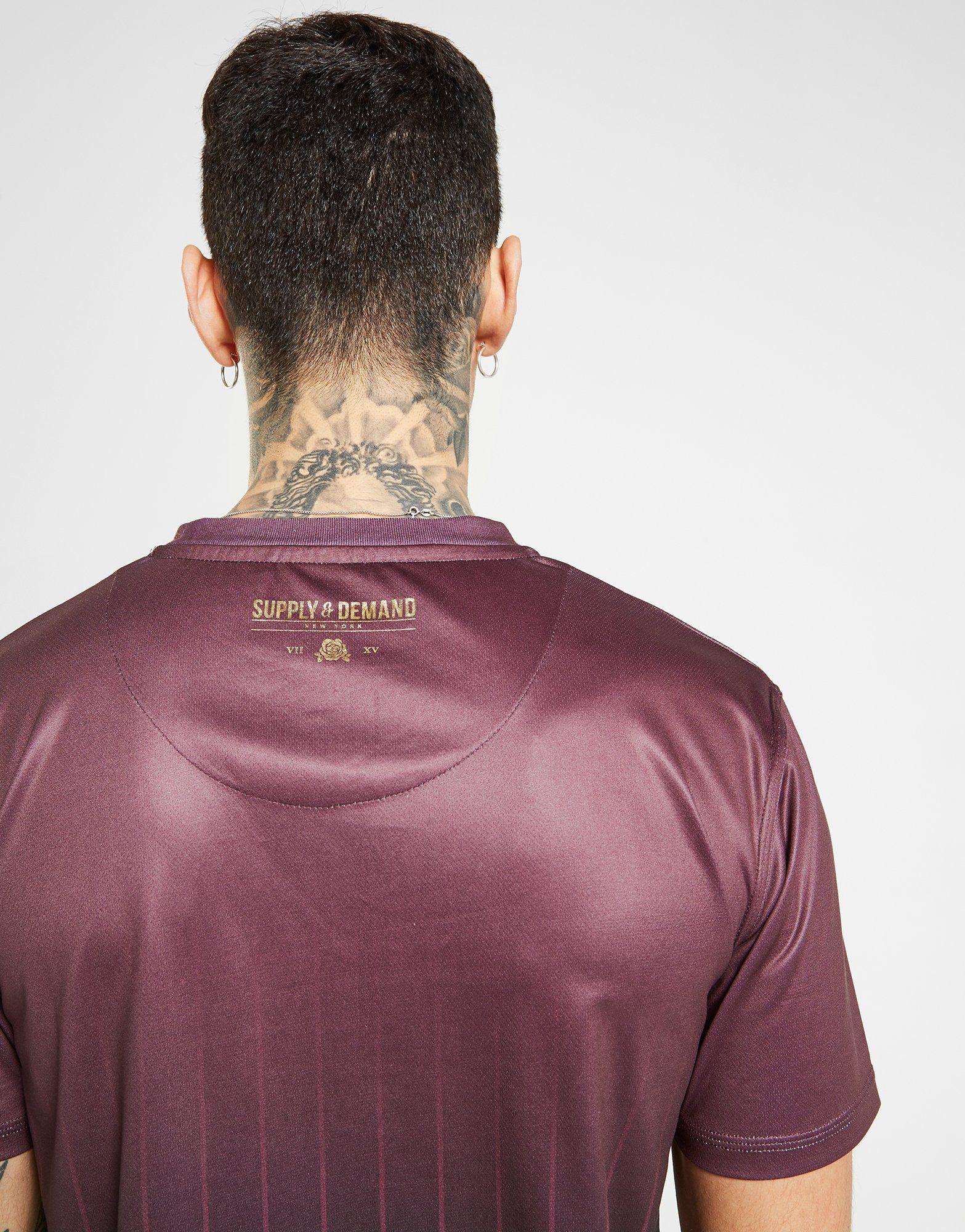 Supply & Demand Faded Pinball T-Shirt