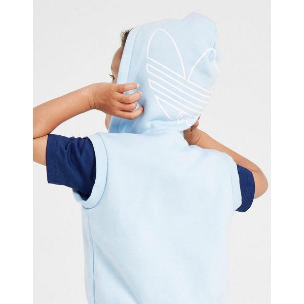 adidas Originals 3-Piece Sleeveless Suit Infant