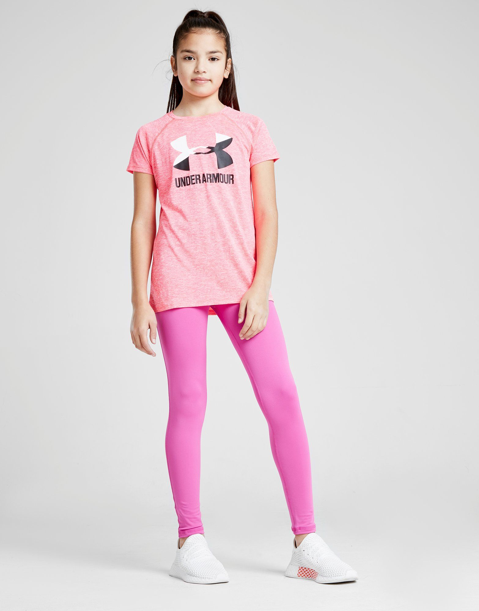 Under Armour Girls' Tights Junior