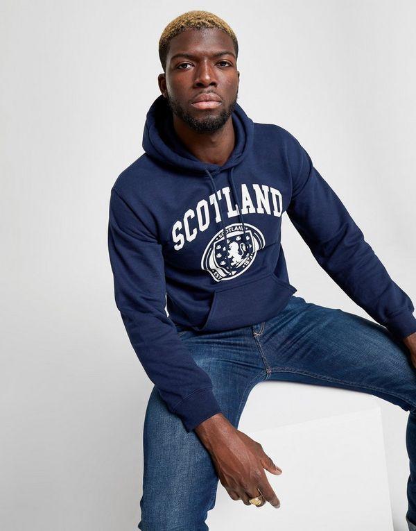 Official Team Scotland FA Hoodie Heren