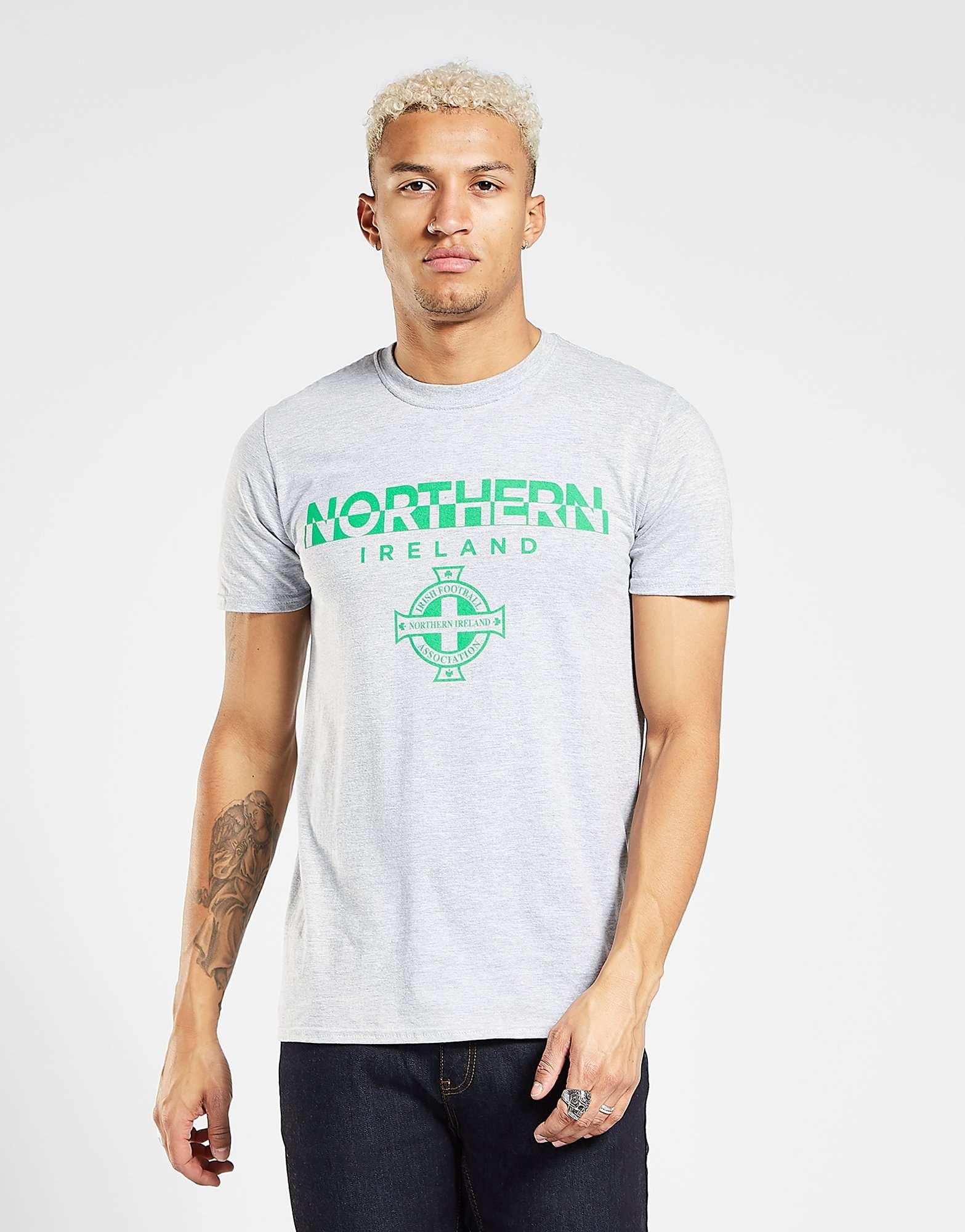 Official Team Northern Ireland Split T-Shirt