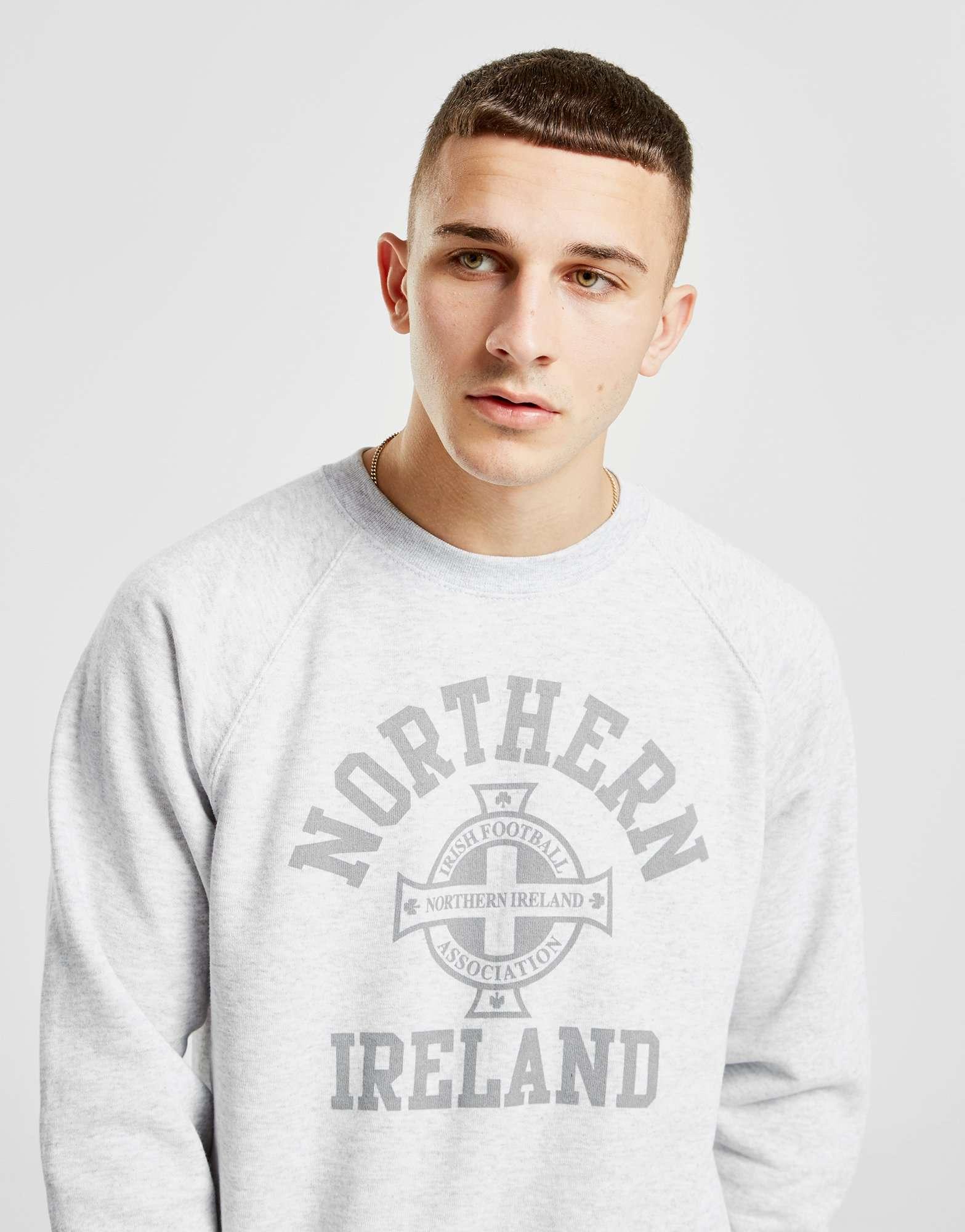 Official Team Northern Ireland Crew Sweatshirt