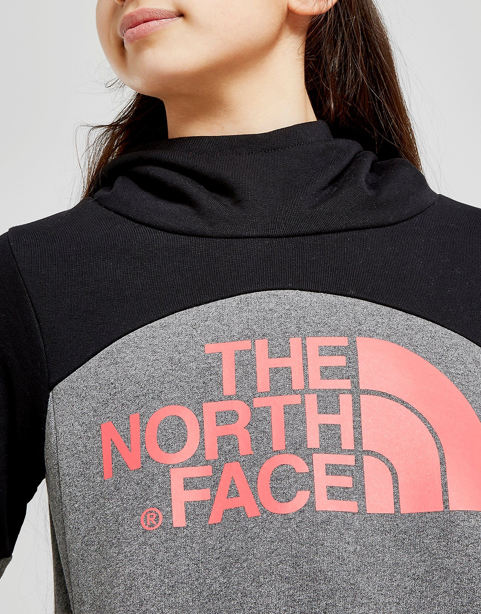 The North Face Girls' Drew Overhead Hoodie Junior