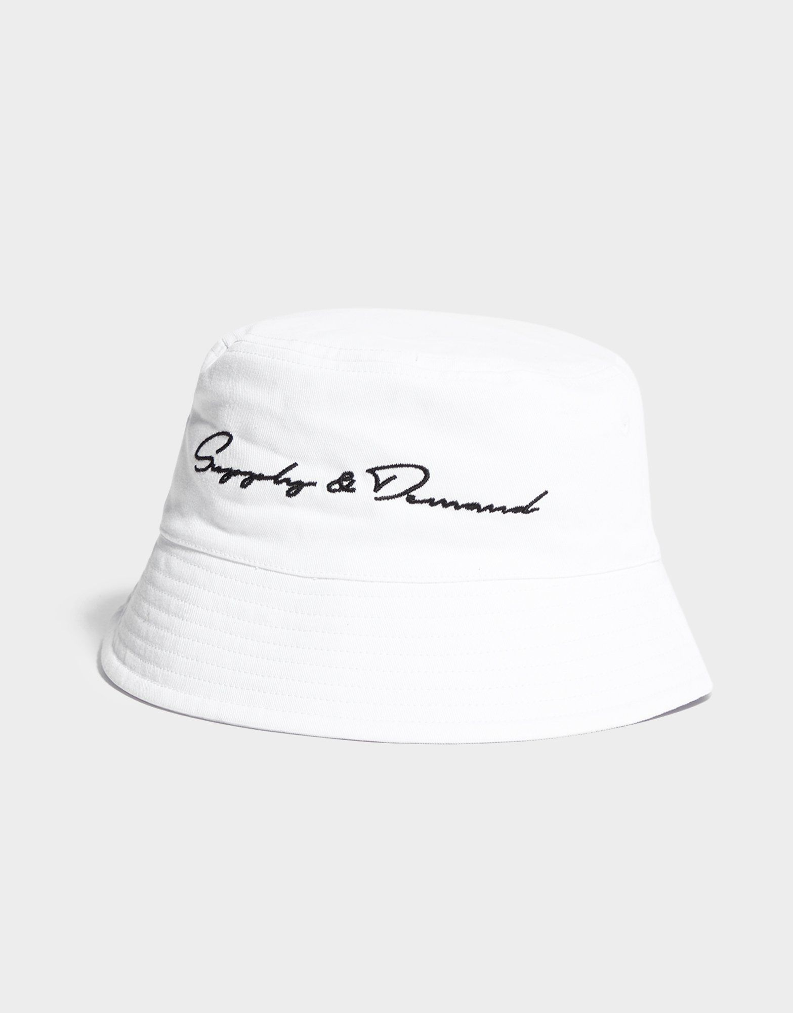 Supply & Demand Bucket Hat