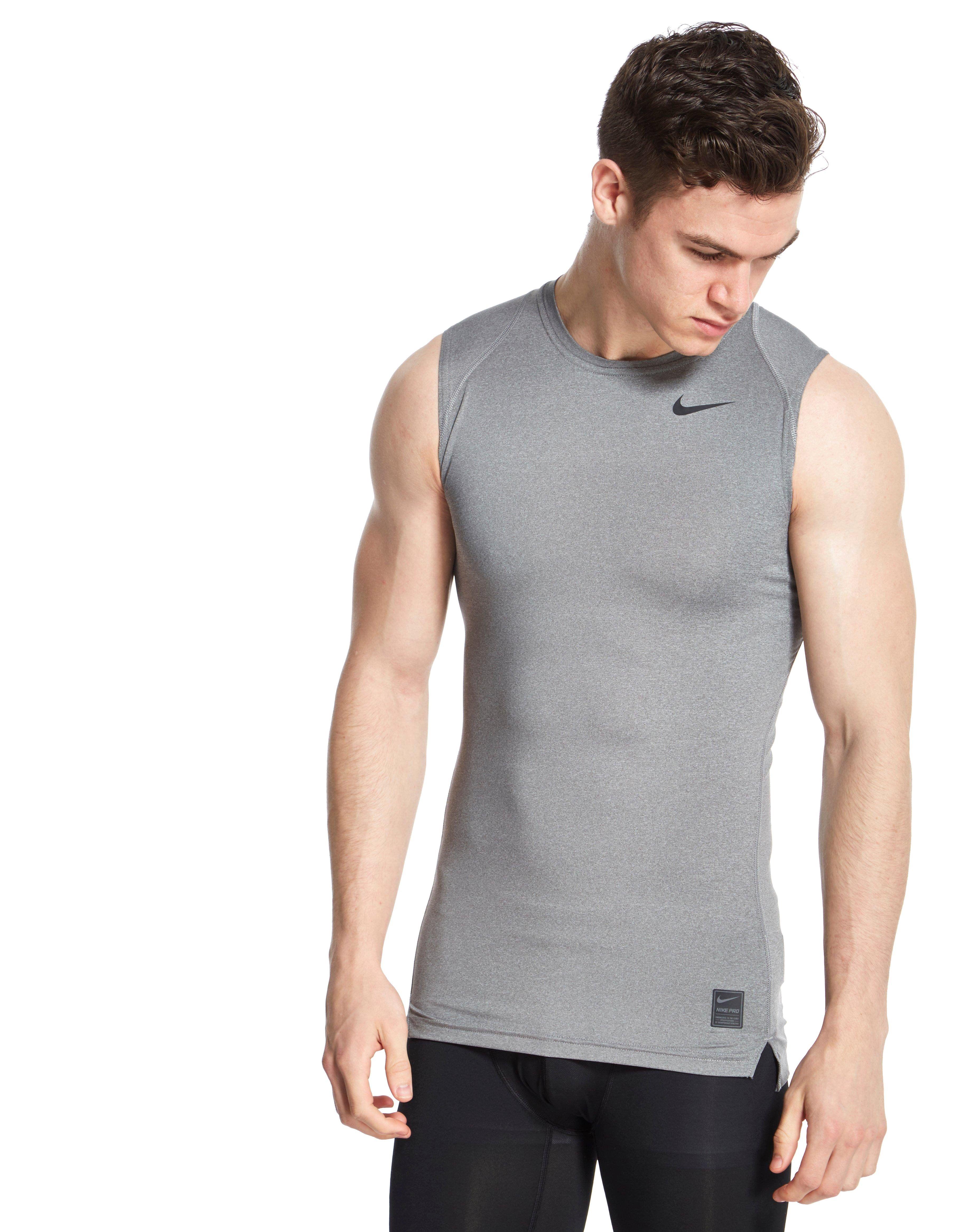 458a8cb28d28 Nike Logo Shirt Mens Sleeveless Shirt – EDGE Engineering and ...