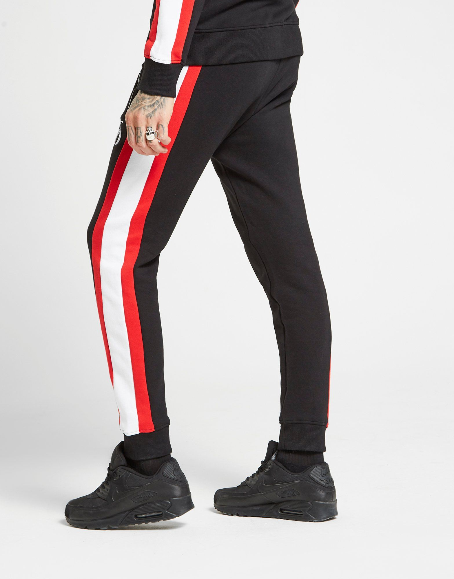 Supply & Demand Pantalon de survêtement Justice Homme
