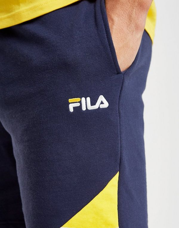 Fila Wyatt French Terry Shorts Heren