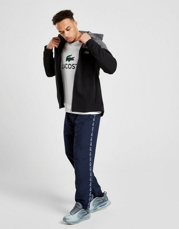 2042401186 Lacoste Sport Full Zip Hoodie | JD Sports