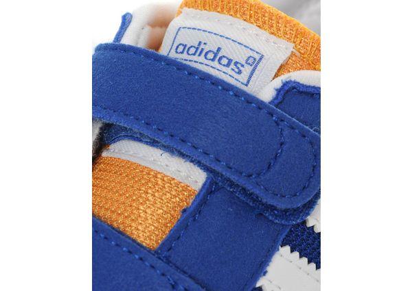 adidas dragon blue infant