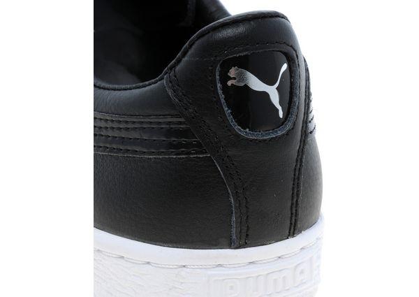 Puma Basket Black Jd Sports