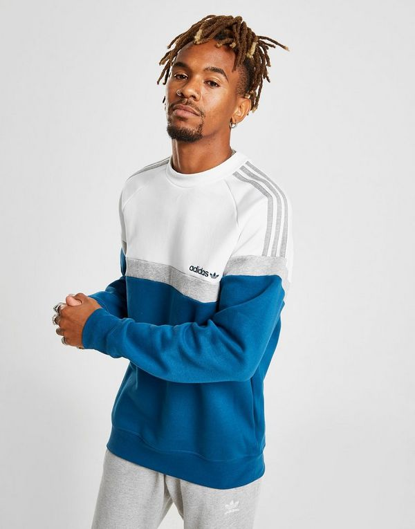 outlet best service lace up in adidas Originals Itasca Crew Sweatshirt | JD Sports Ireland