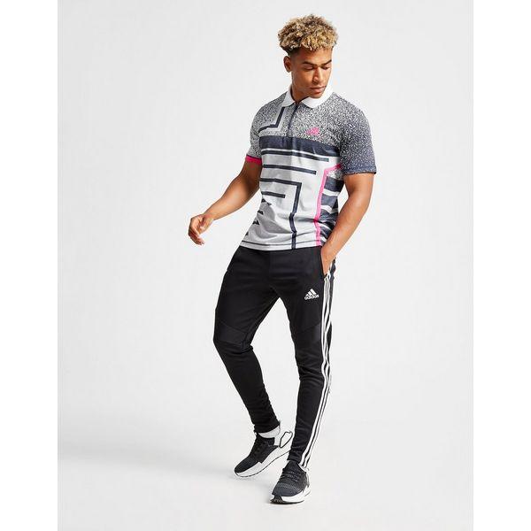 adidas Tennis Zip Polo Shirt Heren