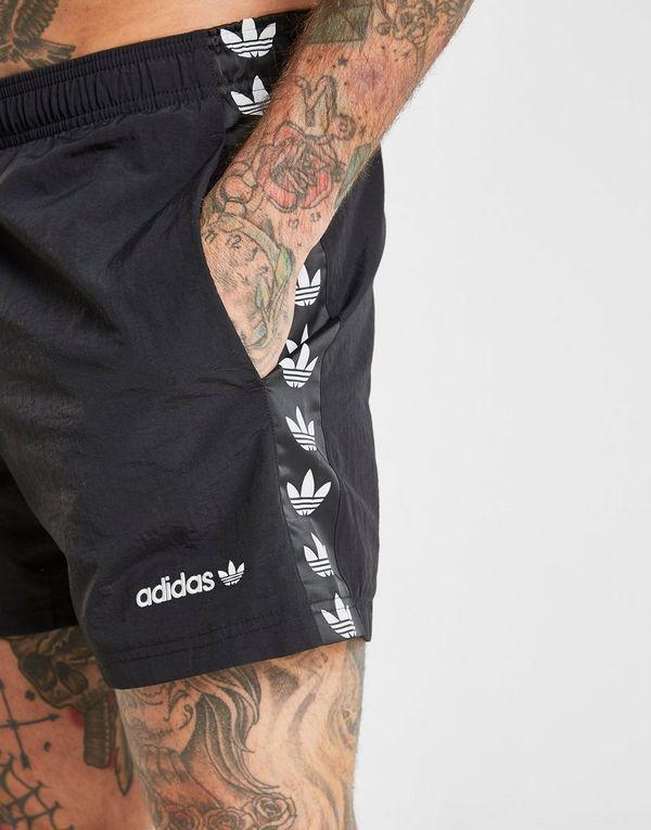 official images new release buy best adidas Originals Tape Badehose Herren   JD Sports