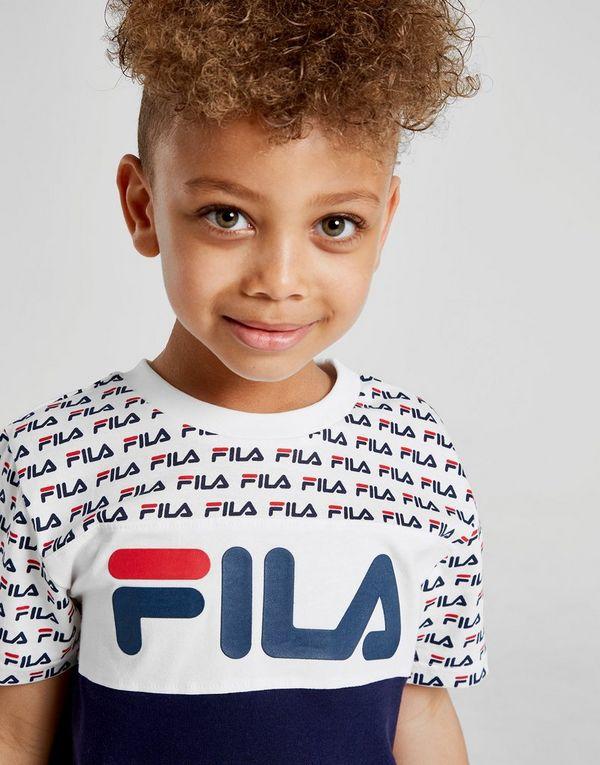 Fila Ensemble T-shirt/Short Barrie Enfant