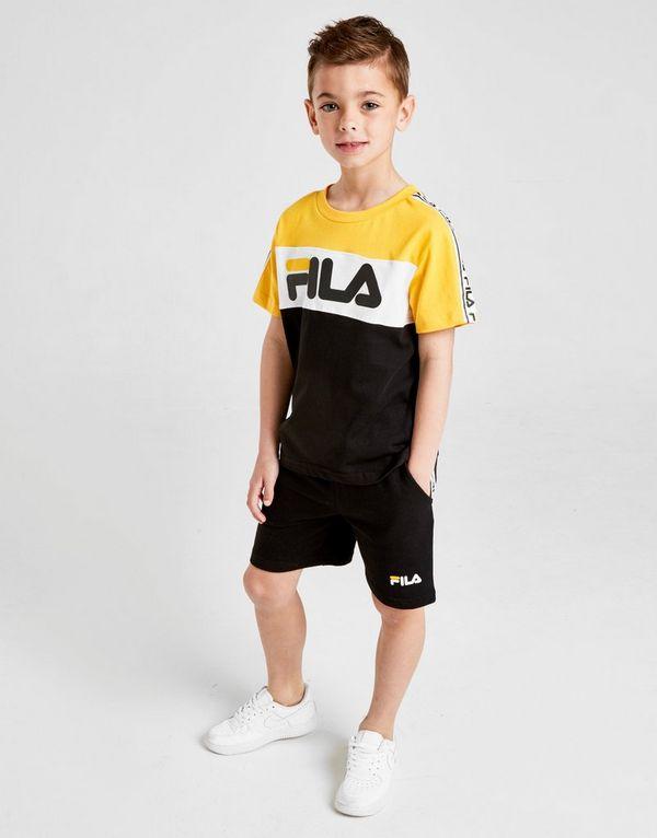 free delivery temperament shoes the best attitude Fila Ensemble T-shirt/Short Albert Enfant | JD Sports