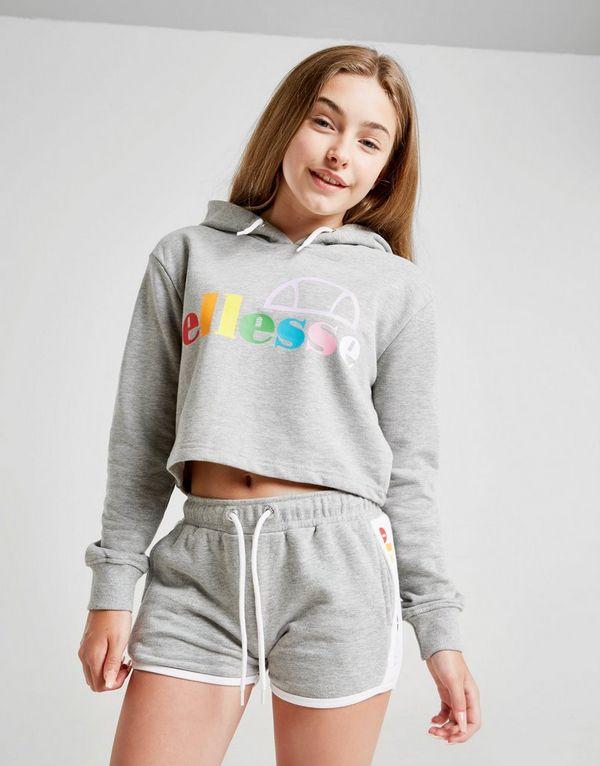 nieuwe stijlen goedkoopste kortingen aanbieden Ellesse Girls' Dello Crop Hoodie Junior | JD Sports Ireland