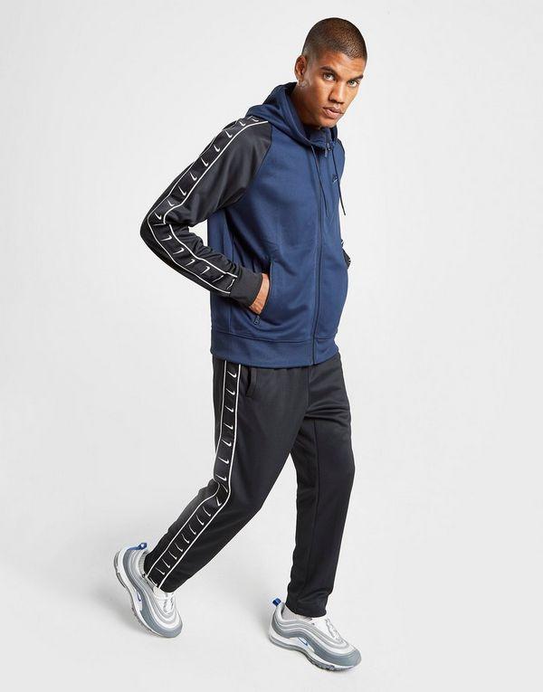 Nike Tape Full Zip Hoodie | JD Sports