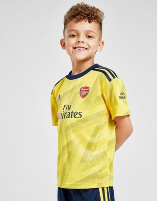 adidas Arsenal FC 2019/20 Away Kit Kleinkinder
