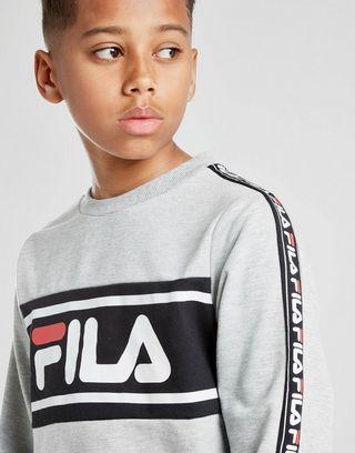 Fila Sweat-shirt Randy Tape Crew Junior