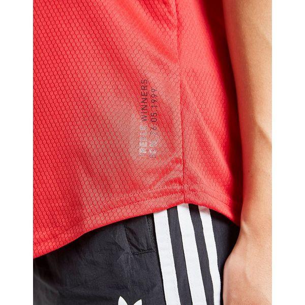adidas Maillot Domicile Manchester United 19/20 Femme