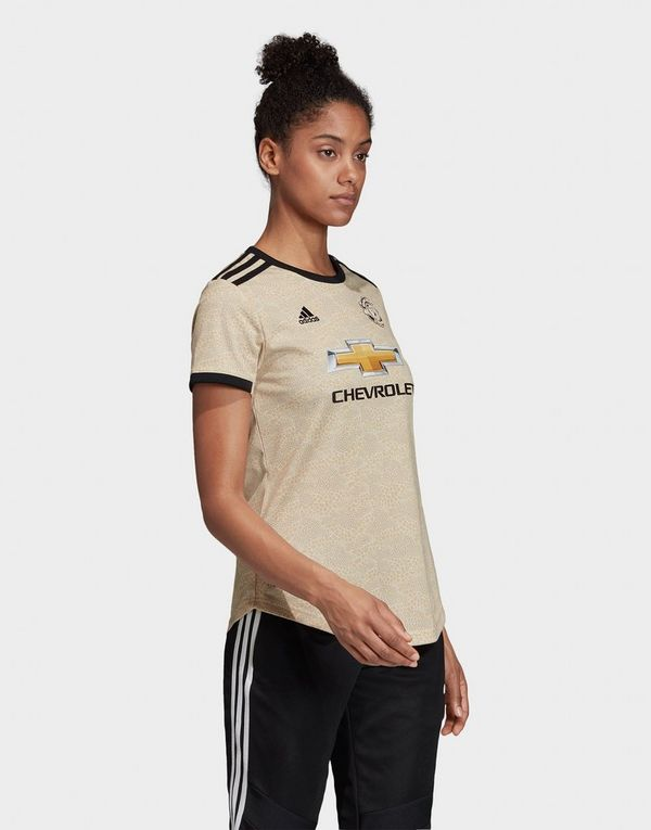 adidas Manchester United 2019/20 Away Shirt Dames PRE ORDER