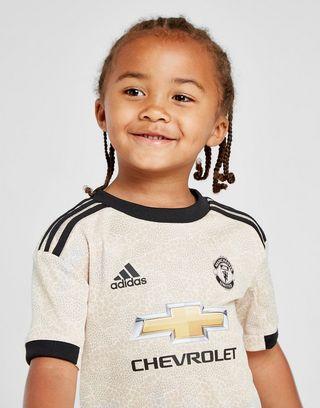 adidas Manchester United FC 2019/20 Away Kit Kleinkinder