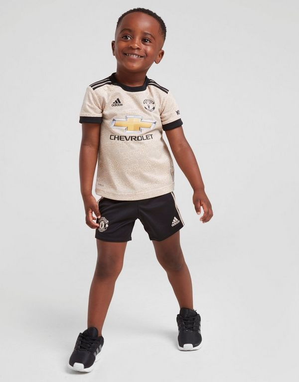 adidas Manchester United FC 2019/20 Away Kit Baby's